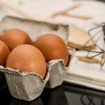 egg, ingredient, baking